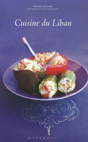 Pomme Larmoyer - Cuisine du Liban.