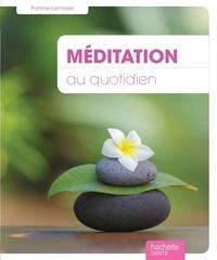 Pomme Larmoyer - Méditation au quotidien.