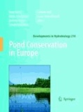 Beat Oertli - Pond Conservation in Europe.