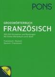 Pons - PONS Grosswörterbuch Französisch - Französisch-Deutsch ; Deutsch-Französisch.