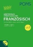 Pons - Pons Wörterbuch Studienausgabe Französisch - Französisch-Deutsch/Deutsch-Französisch ; Mit Online-Wörterbuch.