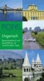 PONS Reisewörterbuch Ungarisch - Reiseführer und Sprachführer mit interkulturellen Tipps.
