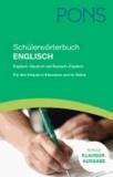 PONS Schülerwörterbuch Englisch Klausurausgabe für die Schule - Englisch-Deutsch/Deutsch-Englisch. 5. Klasse bis Abitur.