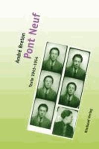 Pont-Neuf - Texte 1945-1954.