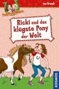 Ponyfreundinnen 01 Ricki und das klügste Pony der Welt.