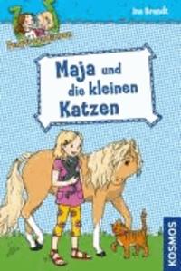 Ponyfreundinnen 02 Maja und die kleinen Katzen.