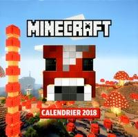 Popcorn - Calendrier Minecraft.
