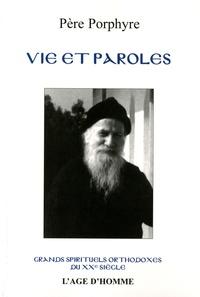 Porphyre - Vie et paroles de l'ancien Porphyre.