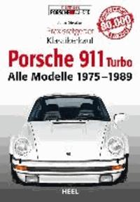 Porsche 911 (930) turbo (Baujahr 1975-1989) - Coupé, Targa & Cabriolet.