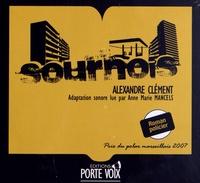 Alexandre Clément - Sournois. 3 CD audio