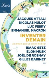 Deedr.fr Inventer demain - 20 projets pour un avenir meilleur Image