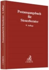 Postausgangsbuch für Steuerberater.