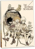 Posuka Demizu - Calendrier The Promised Neverland - 12 posters à détacher.
