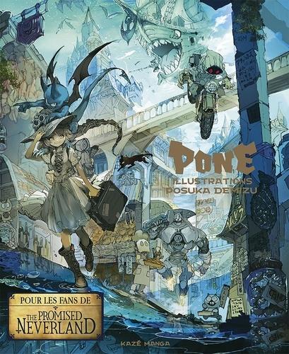 Pone. Illustrations