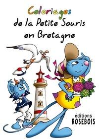 Poulain Fx - Coloriages de la Petite Souris en Bretagne.