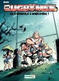 Poupard et  BeKa - Les Rugbymen Tome 14 : On a déboulé à Marcatraz !.