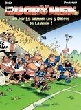 Poupard et  BeKa - Les Rugbymen Tome 15 : On est 15 comme les 5 doigts de la main !.