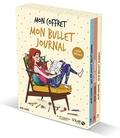 Powa - Mon coffret mon bullet agenda - Coffret en 3 volumes : Mon cahier mes 50 modèles bullet agenda ; Mon cahier mon bullet agenda le carnet ; Mon cahier bullet agenda.