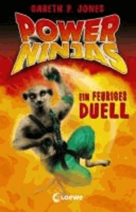 Power Ninjas Ein feuriges Duell.