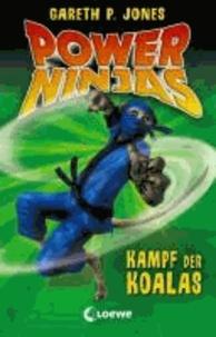 Power Ninjas Kampf der Koalas.