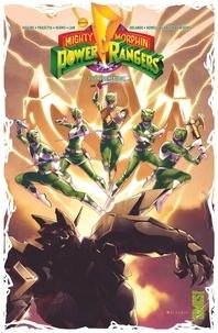 Kyle Higgins - Power Rangers - Tome 03 - L'Ère de Repulsa.