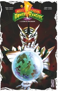 Kyle Higgins - Power Rangers - Tome 04.