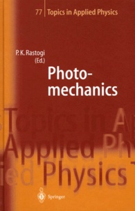 Pramod-K Rastogi - Photomechanics.