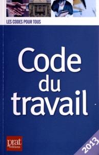 Code du travail -  Prat Editions   Showmesound.org
