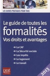 Google book downloader pdf Le guide de toutes les formalités  - Vos droits et avantages