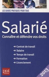 Livres télécharger kindle Salarié  - Connaitre et défendre vos droits par Prat Editions 9782809504378 en francais
