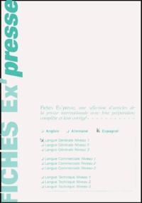 Praticum - Espagnol Langue générale Niveau 1.