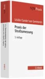 Praxis der Strafzumessung - Rechtsstand: Juni 2011.