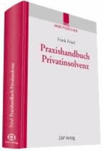 Praxishandbuch Privatinsolvenz.