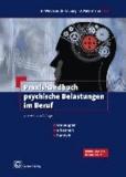 Praxishandbuch psychische Belastungen im Beruf - vorbeugen - erkennen - handeln.