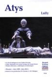 Jean Duron et Philippe Quinault - L'Avant-Scène Opéra N° 94 : Atys - Lully.