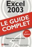 Premium consultants - Excel 2003 - Le guide complet.