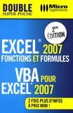 Premium consultants - Excel 2007 : Fonctions et formules & VBA pour Excel 2007.
