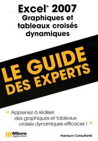 Premium consultants - Excel 2007 - Graphiques et tableaux croisés dynamiques.
