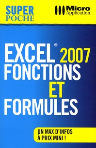 Premium consultants - Excel 2007 - Fonctions et formules.