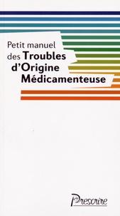 Deedr.fr Petit manuel des troubles d'origine médicamenteuse Image