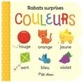 Presses Aventure - Rabats surprises couleurs.