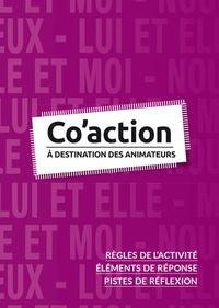 Presses d'Ile-de-France - Co'action - A destination des animateurs.
