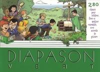 Presses d'Ile-de-France - Diapason vert.
