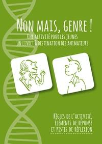 Presses d'Ile-de-France - Non mais, genre ! - Une activité pour les jeunes : un livret à destination des animateurs.