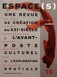 Gérard Azoulay - Espace(s) N° 15 : La légèreté.