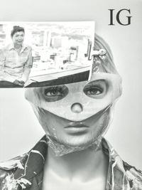 Eric Loret - Initiales N° 11 : Isa Genzken.