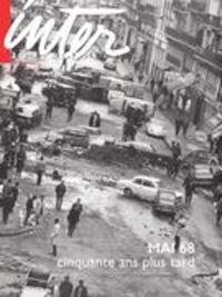 Intervention Editions - Inter, art actuel N° 129 : Mai 68 - Cinquante ans plus tard.