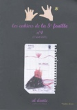 Julien Blaine - Les cahiers de la 5e feuille N° 4, Avril 2004 : .