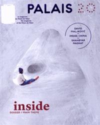 Jean de Loisy - Palais de Tokyo Magazine N° 20 : Inside.