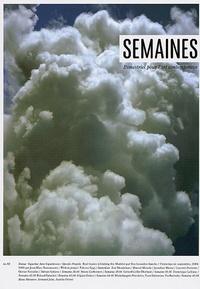 Eva Gonzalez-Sancho et Jean-Marc Bustamante - Semaines N° 2 : .